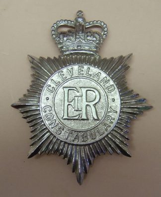CLEVELAND CONSTABULARY QC chrome HP