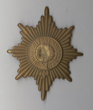 COLDSTREAM GUARDS valise badge