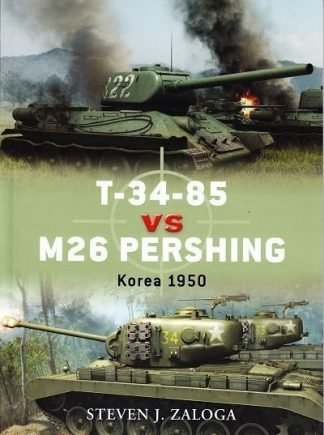DL 32 . T-34-85 vs M26 PERSHING