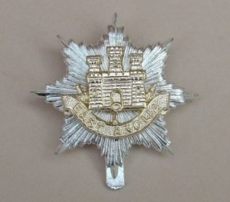 EAST ANGLIA BRIGADE a/a cap badge