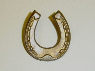 FARRIER - upurned Horse Shoe