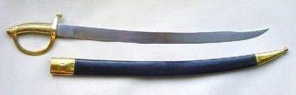 ench Napoleonic AN IX Briquet  Side Sword