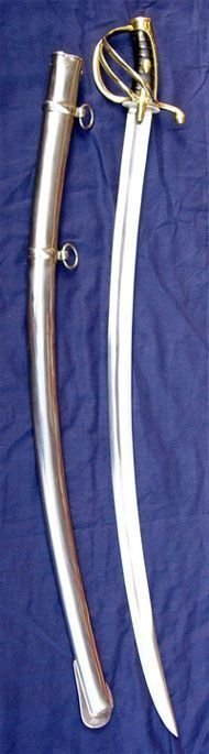 Reproduction French Napoloenic ANIX Hussars Sword