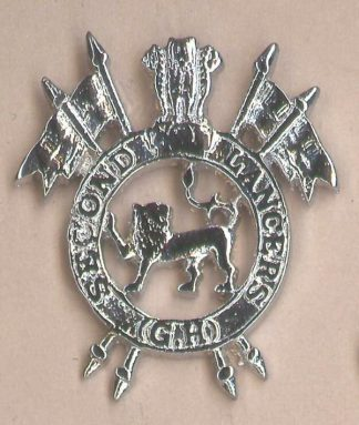 RDNERS HORSE cap badge (2nd HORSE)