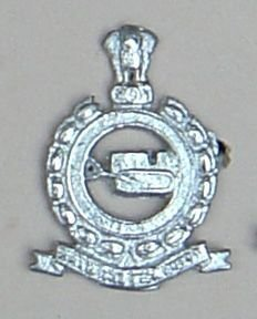 NERAL ENGINEER RESERVE FORCE G.R.E.F.  nickel pl