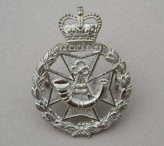 EEN JACKETS BRIGADE QC SILVER PLATE OFFICERS C/B