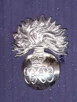 ENADIER GUARDS, SERGEANTS BADGE