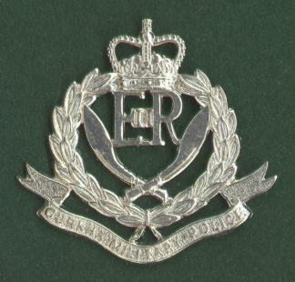 GURKHA MILITARY POLICE - die struck w/m OR's c/b