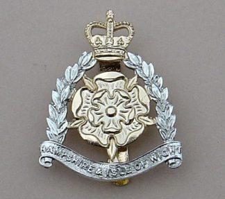 MPSHIRE & ISLE OF WIGHT TERRITORIALS a/a cap bad