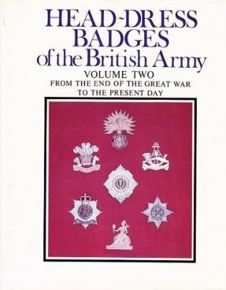 Military Badges and Insignia of Southern Africa - Jeremy Tenniswood