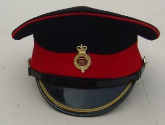 USEHOLD CAVALRY OR's dress Peaked Cap