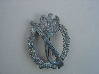INFANTRY ASSAULT BADGE 'Silver'