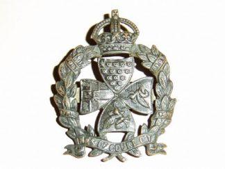 NS OF COURT OTC O.S.D. Bronze cap bards