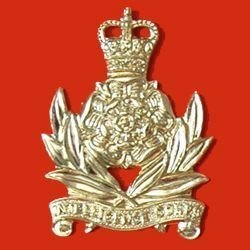 INTELLIGENCE CORPS QC a/a cap badge