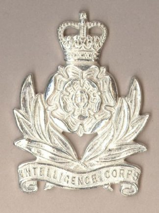INTELLIGENCE CORPS QC OFFICERS sil.pl