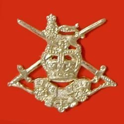 NIOR LEADERS a/a cap badge