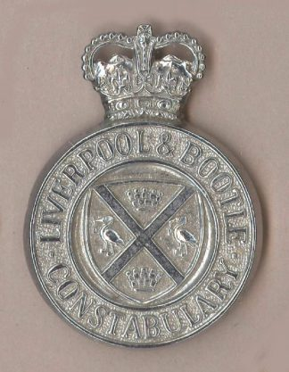 VERPOOL & BOOTLE CONSTABULARY QC Crome