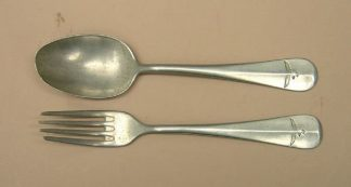 LUFWAFFE FORK and SPOON