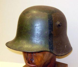 IMPERIAL GERMAN WWI 1917 Pattern STEEL COMBAT HELMET