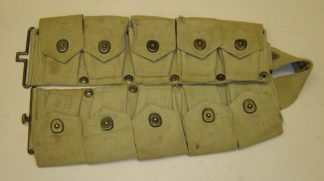 1937 M1 GARAND AMMUNITION BELT