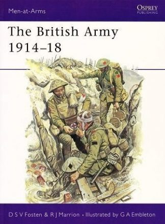 A 81. THE BRITISH ARMY 1914-18