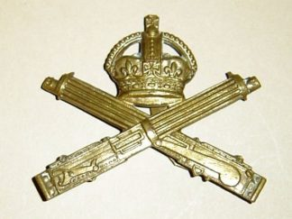 MACHINE GUN CORPS O.S.D. cap badge 1917-22