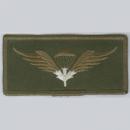 MALAY STATES VOLUNTEER RIFLES KC w/m cap badge