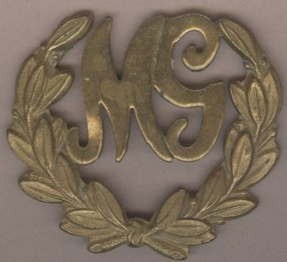 M.G.' in WREATH - Best Machine Gunner g/m