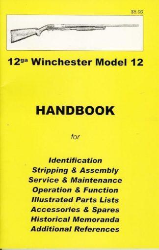 No.11 12ga Winchester Model 12