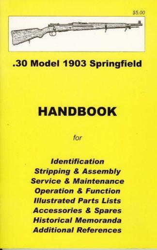 No.1   .30 Model 1903 Springfield Rifle 'YHB'