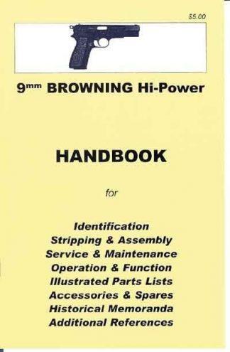 No.21  9mm Browning Hi-Power Pistol 'YHB'