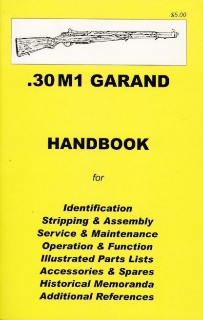 No.3.   .30M1 Garand 'YHB'