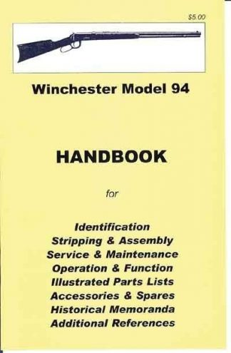 No.8   Winchester Model 94 'YHB'