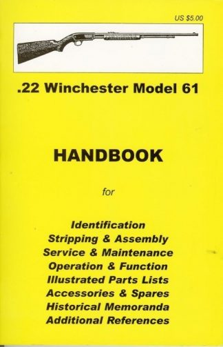 No.9 WINCHESTER ,22 MODEL 61 'YHB'