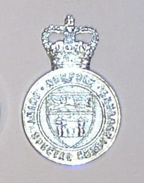 NORFOLK JOINT SPECIAL CONSTABULARY QC nickel cb