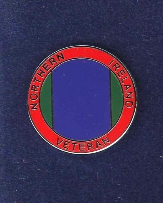 NORTHERN IRELAND lapel badge