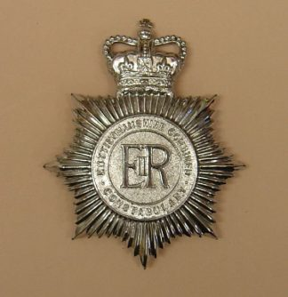 NOTTINGHAMSHIRE COMBINED CONSTABULARY QC chrome HP