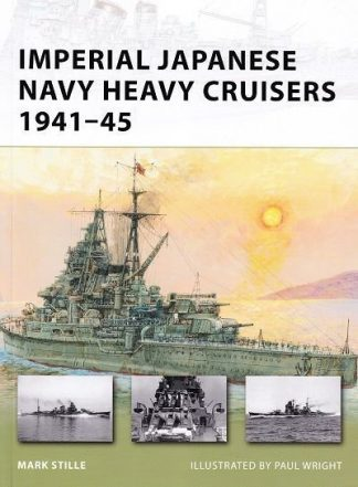 NVG 176 : IMPERIAL JAPANESE HEAVY CRUISERS