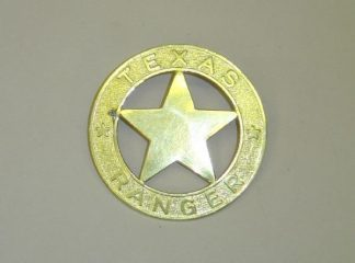 TEXAS RANGERS breast badge