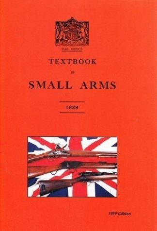 Textbook of Small Arms 1929