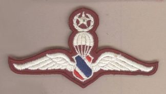 THAILAND 'MASTER' PARACHUTE WING, embroidered