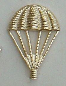 PARACHUTE'  Course Trained Parachutist a/a
