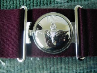 PARACHUTE REGIMENT Interlocking Buckle Stable Belt
