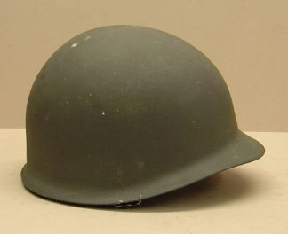 POST-WAR M1 HELMET