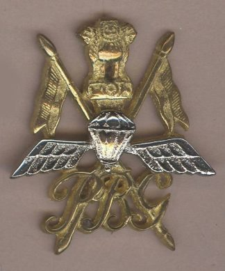 PRESIDENTS BODY GUARD cap badge