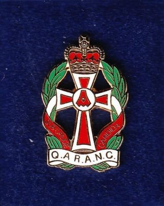 Q.A.R.A.N.C.  - LAPEL BADGE