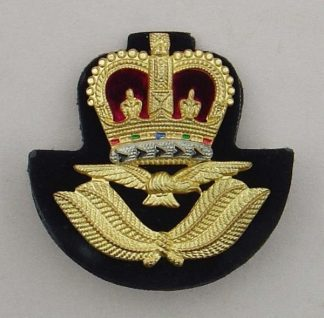 R.A.F. AIR OFFICERS Q.C.Beret Badge