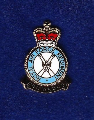 RAF Regiment - LAPEL BADGE