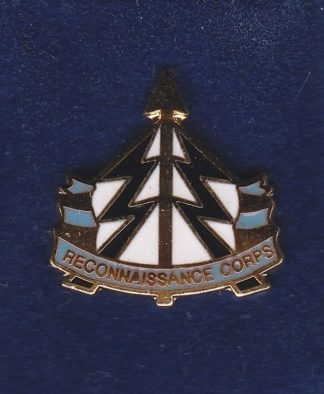 Reconnissance Corps LAPEL BADGE