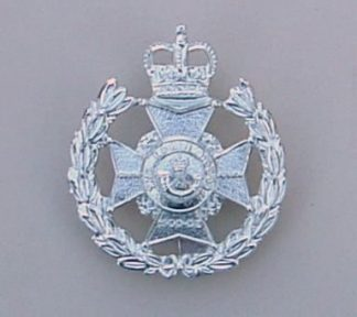 ROBIN HOOD RIFLES QC a/a cap badge